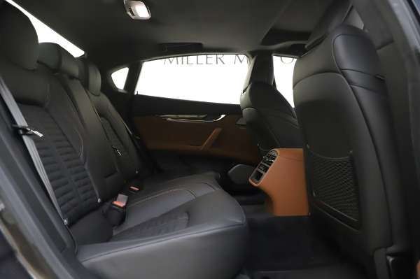 New 2020 Maserati Quattroporte S Q4 GranSport for sale $125,085 at Bentley Greenwich in Greenwich CT 06830 28