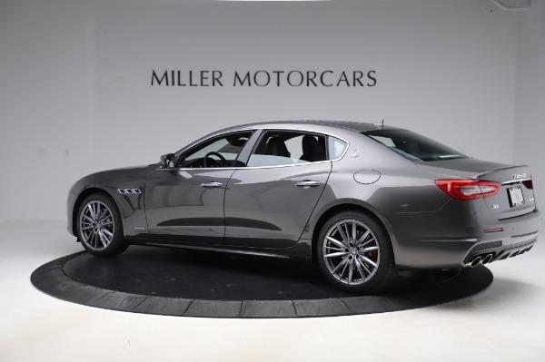 New 2020 Maserati Quattroporte S Q4 GranSport for sale $125,085 at Bentley Greenwich in Greenwich CT 06830 4