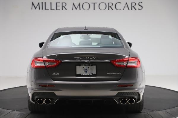 New 2020 Maserati Quattroporte S Q4 GranSport for sale $125,085 at Bentley Greenwich in Greenwich CT 06830 6