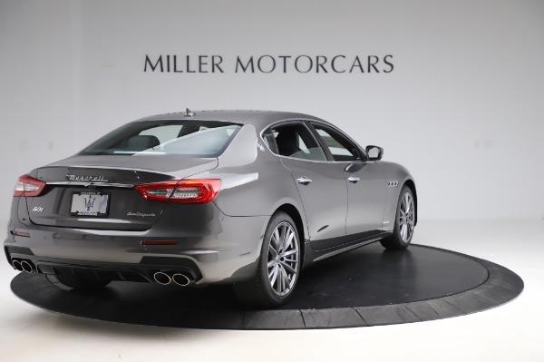 New 2020 Maserati Quattroporte S Q4 GranSport for sale $125,085 at Bentley Greenwich in Greenwich CT 06830 7