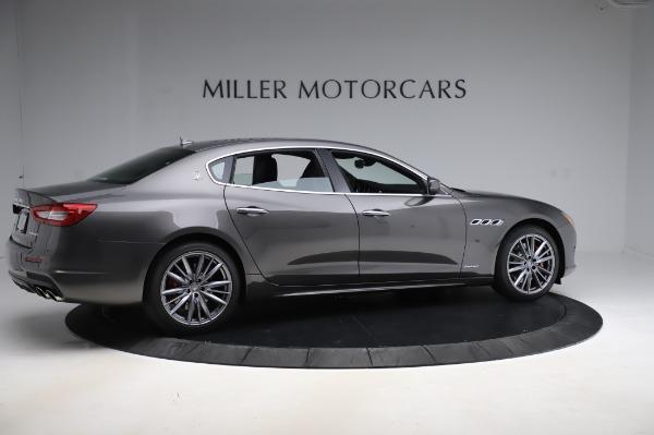 New 2020 Maserati Quattroporte S Q4 GranSport for sale $125,085 at Bentley Greenwich in Greenwich CT 06830 8