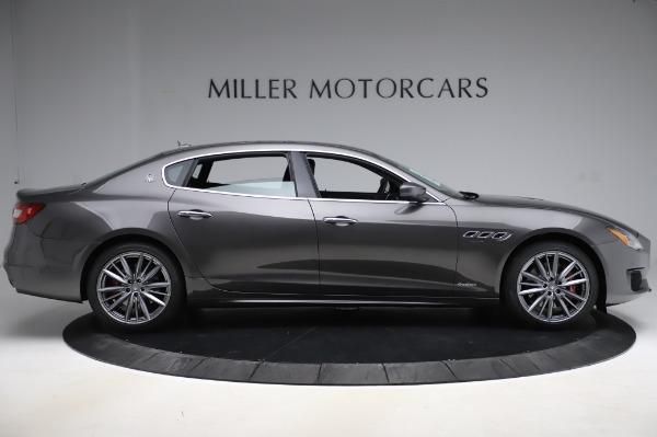 New 2020 Maserati Quattroporte S Q4 GranSport for sale $125,085 at Bentley Greenwich in Greenwich CT 06830 9