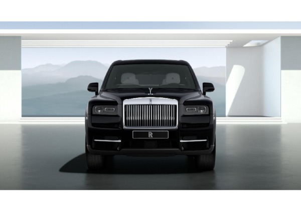 New 2021 Rolls-Royce Cullinan for sale $376,075 at Bentley Greenwich in Greenwich CT 06830 2