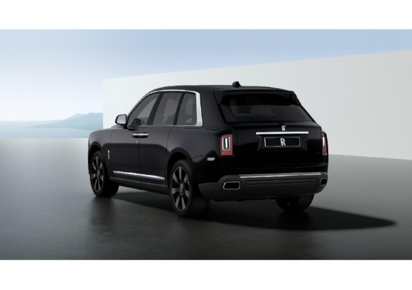 New 2021 Rolls-Royce Cullinan for sale $376,075 at Bentley Greenwich in Greenwich CT 06830 3