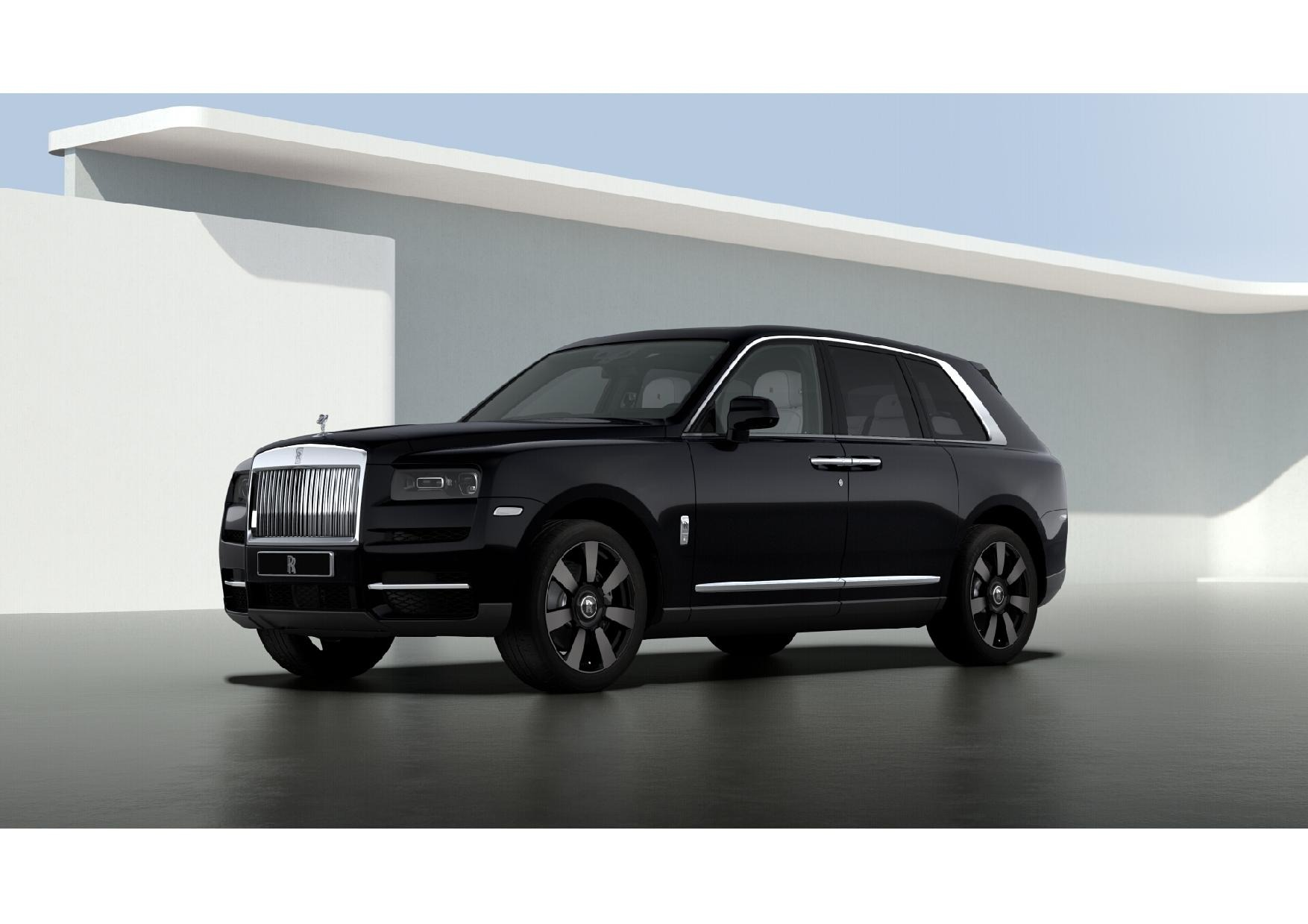 New 2021 Rolls-Royce Cullinan for sale $376,075 at Bentley Greenwich in Greenwich CT 06830 1