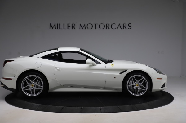 Used 2016 Ferrari California T for sale Sold at Bentley Greenwich in Greenwich CT 06830 18