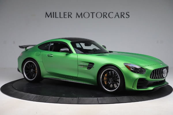 Used 2019 Mercedes-Benz AMG GT R for sale $155,900 at Bentley Greenwich in Greenwich CT 06830 10