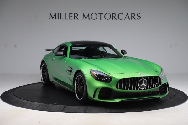 Used 2019 Mercedes-Benz AMG GT R for sale $155,900 at Bentley Greenwich in Greenwich CT 06830 11
