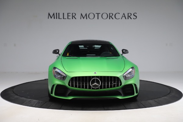 Used 2019 Mercedes-Benz AMG GT R for sale $155,900 at Bentley Greenwich in Greenwich CT 06830 12
