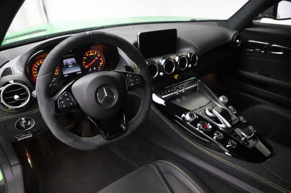 Used 2019 Mercedes-Benz AMG GT R for sale $155,900 at Bentley Greenwich in Greenwich CT 06830 13