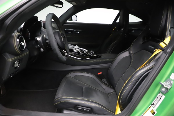 Used 2019 Mercedes-Benz AMG GT R for sale $155,900 at Bentley Greenwich in Greenwich CT 06830 14