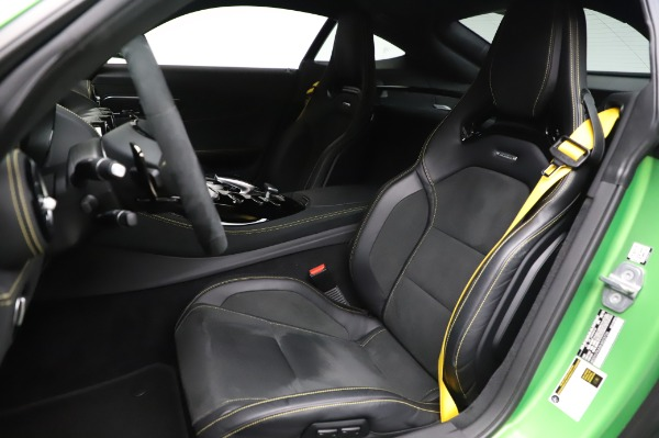 Used 2019 Mercedes-Benz AMG GT R for sale $155,900 at Bentley Greenwich in Greenwich CT 06830 15