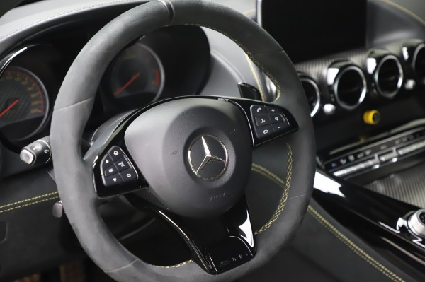 Used 2019 Mercedes-Benz AMG GT R for sale $155,900 at Bentley Greenwich in Greenwich CT 06830 18