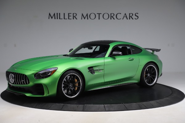 Used 2019 Mercedes-Benz AMG GT R for sale $155,900 at Bentley Greenwich in Greenwich CT 06830 2