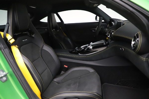 Used 2019 Mercedes-Benz AMG GT R for sale $155,900 at Bentley Greenwich in Greenwich CT 06830 20