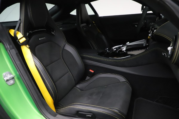Used 2019 Mercedes-Benz AMG GT R for sale $155,900 at Bentley Greenwich in Greenwich CT 06830 21