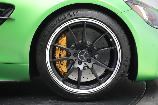 Used 2019 Mercedes-Benz AMG GT R for sale $155,900 at Bentley Greenwich in Greenwich CT 06830 23
