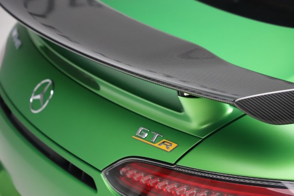 Used 2019 Mercedes-Benz AMG GT R for sale $155,900 at Bentley Greenwich in Greenwich CT 06830 26