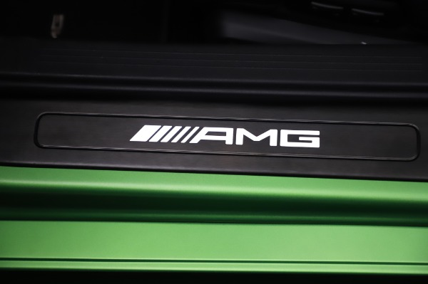 Used 2019 Mercedes-Benz AMG GT R for sale $155,900 at Bentley Greenwich in Greenwich CT 06830 27