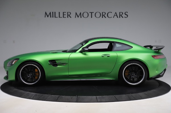 Used 2019 Mercedes-Benz AMG GT R for sale $155,900 at Bentley Greenwich in Greenwich CT 06830 3