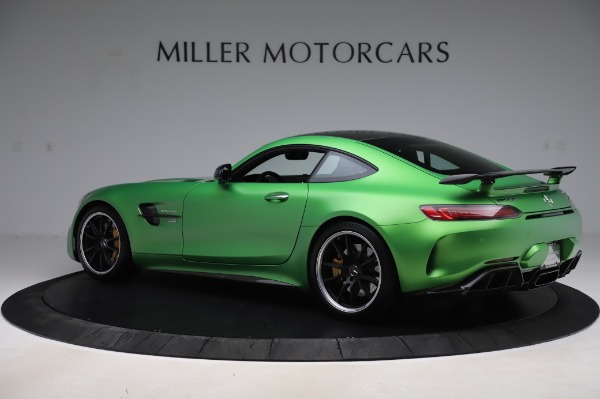Used 2019 Mercedes-Benz AMG GT R for sale $155,900 at Bentley Greenwich in Greenwich CT 06830 4
