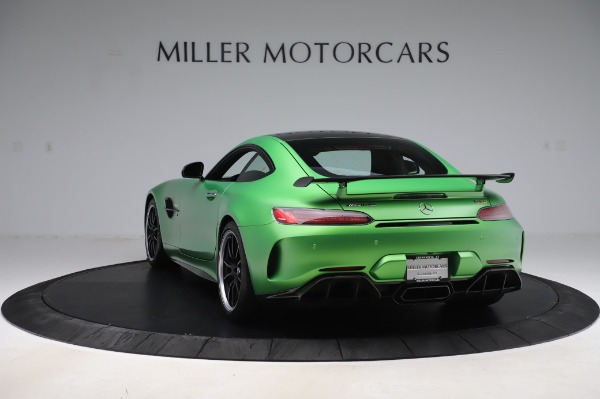 Used 2019 Mercedes-Benz AMG GT R for sale $155,900 at Bentley Greenwich in Greenwich CT 06830 5