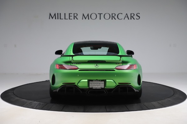 Used 2019 Mercedes-Benz AMG GT R for sale $155,900 at Bentley Greenwich in Greenwich CT 06830 6