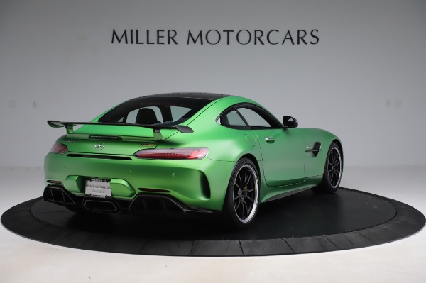 Used 2019 Mercedes-Benz AMG GT R for sale $155,900 at Bentley Greenwich in Greenwich CT 06830 7