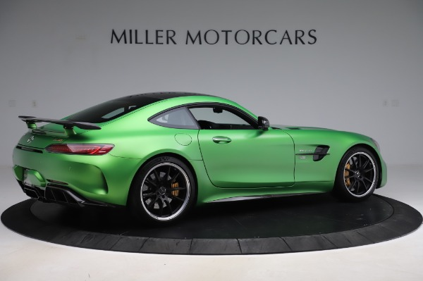 Used 2019 Mercedes-Benz AMG GT R for sale $155,900 at Bentley Greenwich in Greenwich CT 06830 8