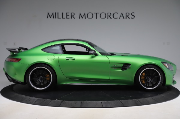 Used 2019 Mercedes-Benz AMG GT R for sale $155,900 at Bentley Greenwich in Greenwich CT 06830 9