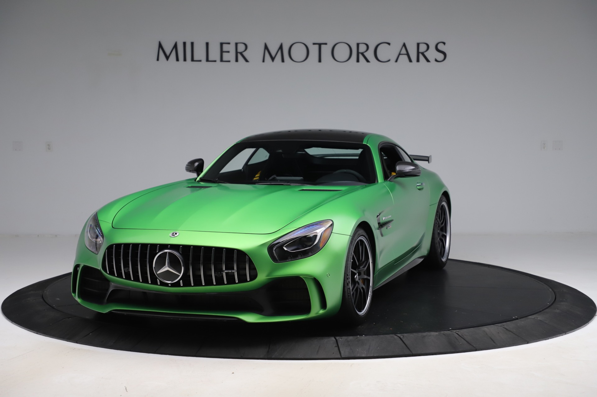 Used 2019 Mercedes-Benz AMG GT R for sale $155,900 at Bentley Greenwich in Greenwich CT 06830 1