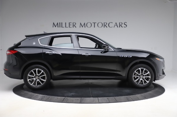 Used 2017 Maserati Levante Q4 for sale $51,900 at Bentley Greenwich in Greenwich CT 06830 10