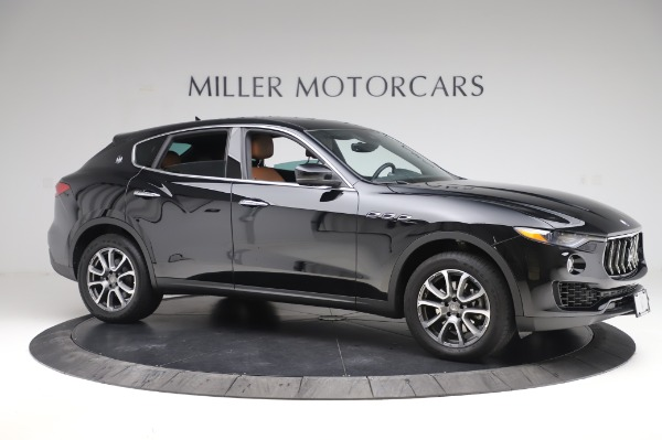 Used 2017 Maserati Levante Q4 for sale $51,900 at Bentley Greenwich in Greenwich CT 06830 11