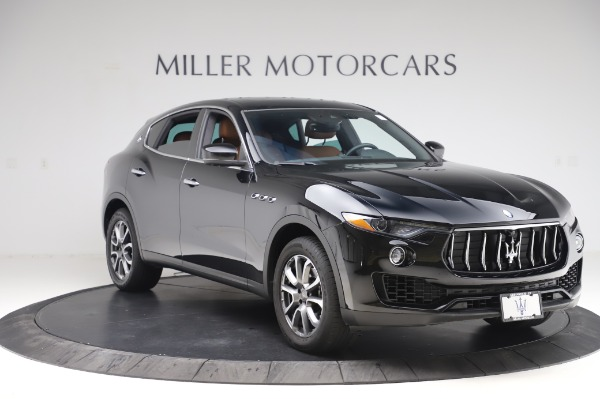 Used 2017 Maserati Levante Q4 for sale $51,900 at Bentley Greenwich in Greenwich CT 06830 12