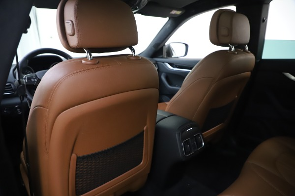 Used 2017 Maserati Levante Q4 for sale $51,900 at Bentley Greenwich in Greenwich CT 06830 20