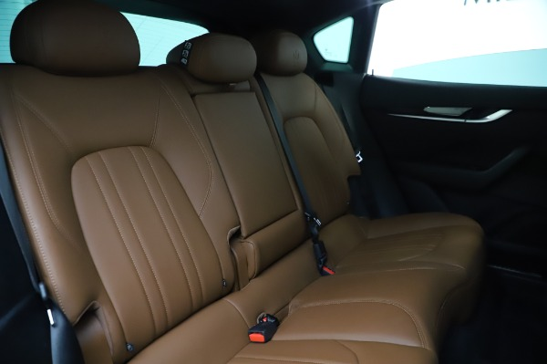 Used 2017 Maserati Levante Q4 for sale $51,900 at Bentley Greenwich in Greenwich CT 06830 24