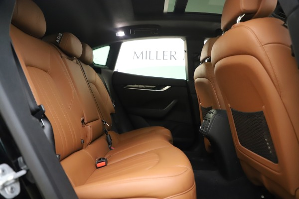 Used 2017 Maserati Levante Q4 for sale $51,900 at Bentley Greenwich in Greenwich CT 06830 25