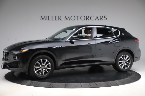 Used 2017 Maserati Levante Q4 for sale $51,900 at Bentley Greenwich in Greenwich CT 06830 3