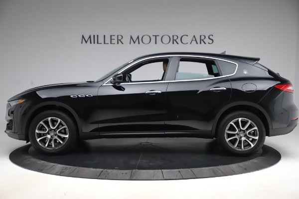 Used 2017 Maserati Levante Q4 for sale $51,900 at Bentley Greenwich in Greenwich CT 06830 4