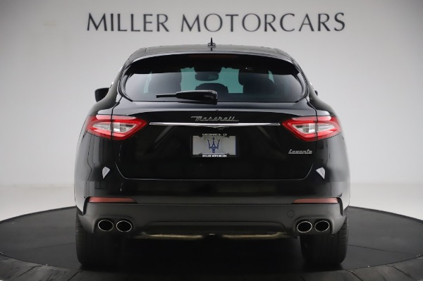 Used 2017 Maserati Levante Q4 for sale $51,900 at Bentley Greenwich in Greenwich CT 06830 7