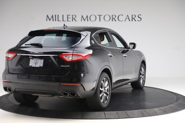 Used 2017 Maserati Levante Q4 for sale $51,900 at Bentley Greenwich in Greenwich CT 06830 8
