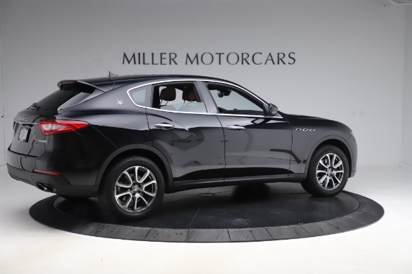 Used 2017 Maserati Levante Q4 for sale $51,900 at Bentley Greenwich in Greenwich CT 06830 9