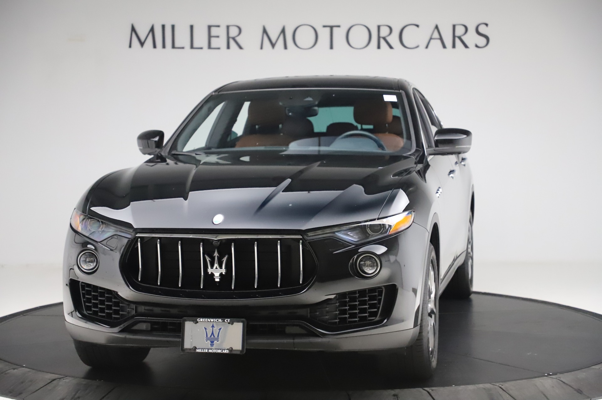 Used 2017 Maserati Levante Q4 for sale $51,900 at Bentley Greenwich in Greenwich CT 06830 1