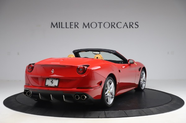 Used 2016 Ferrari California T for sale Sold at Bentley Greenwich in Greenwich CT 06830 7