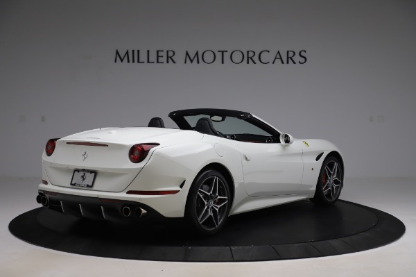 Used 2015 Ferrari California T for sale $159,900 at Bentley Greenwich in Greenwich CT 06830 7