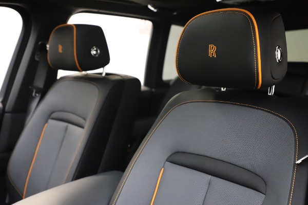 Used 2019 Rolls-Royce Cullinan Base for sale $349,900 at Bentley Greenwich in Greenwich CT 06830 10