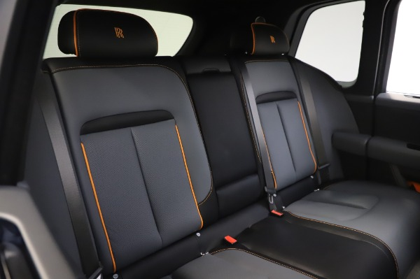 Used 2019 Rolls-Royce Cullinan Base for sale $349,900 at Bentley Greenwich in Greenwich CT 06830 14