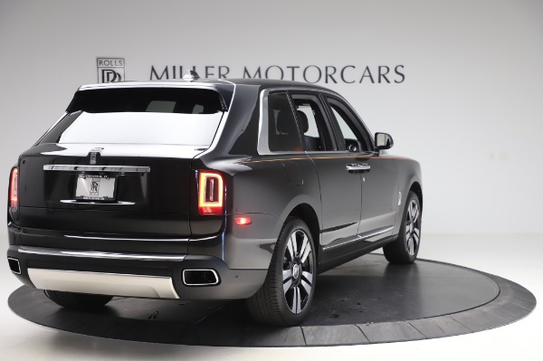 Used 2019 Rolls-Royce Cullinan Base for sale $349,900 at Bentley Greenwich in Greenwich CT 06830 6
