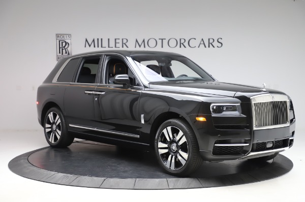 Used 2019 Rolls-Royce Cullinan Base for sale $349,900 at Bentley Greenwich in Greenwich CT 06830 8