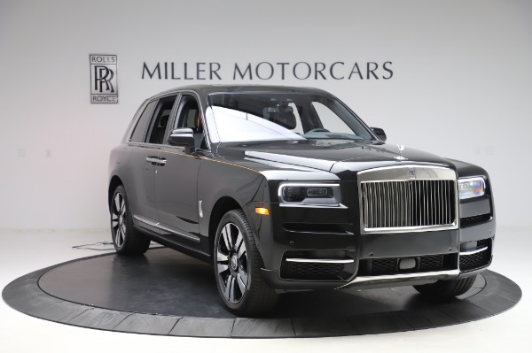 Used 2019 Rolls-Royce Cullinan Base for sale $349,900 at Bentley Greenwich in Greenwich CT 06830 9